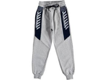 Спортивные штаны на мальчика серые 315859